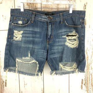 Flying Monkey Platinum, Jean Shorts, Size 30.  F87